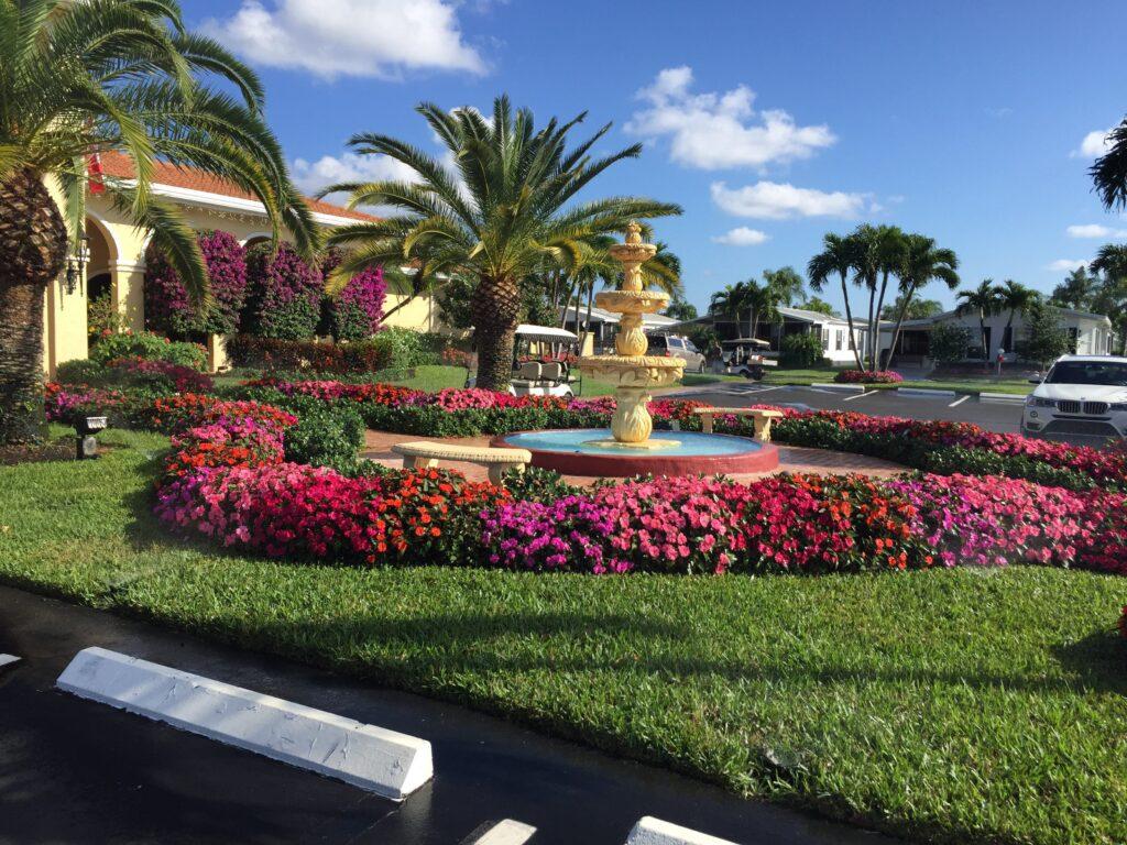 West Palm Beach, Florida Commercial Landscape Management
