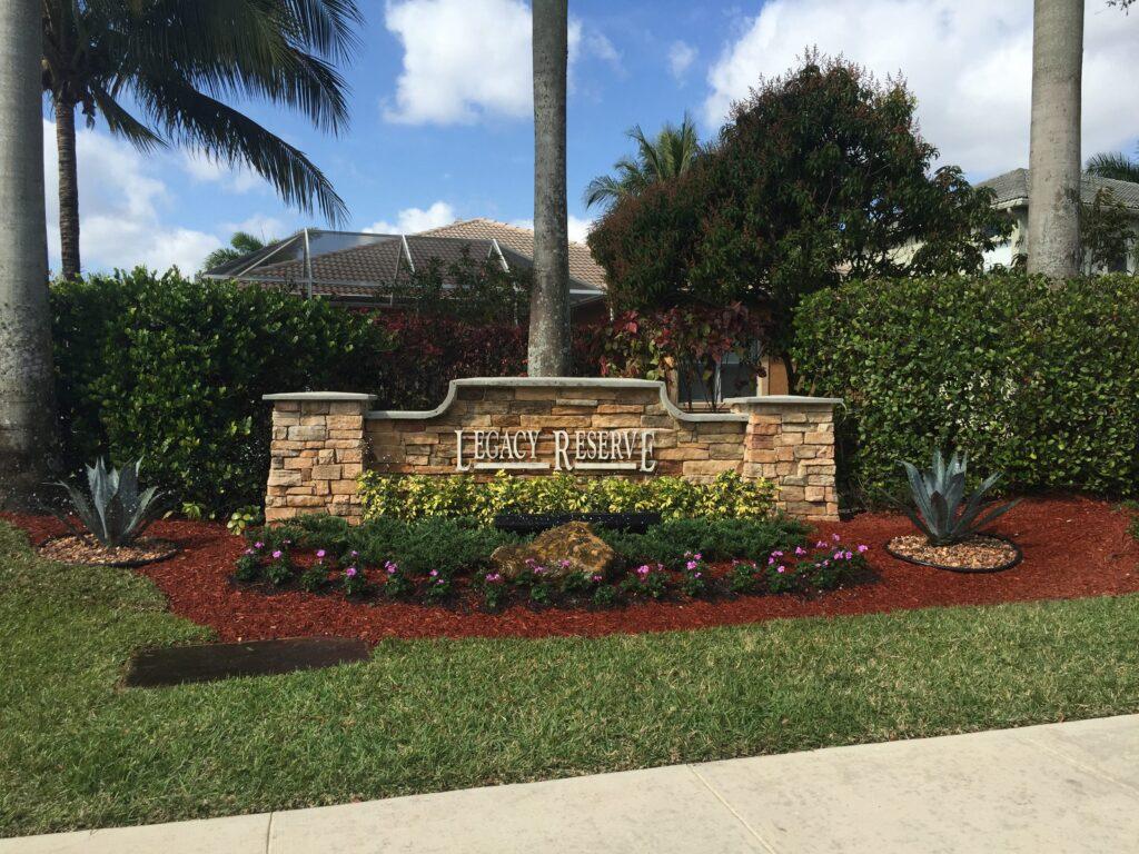 West Palm Beach, Florida Landscape Maintenance