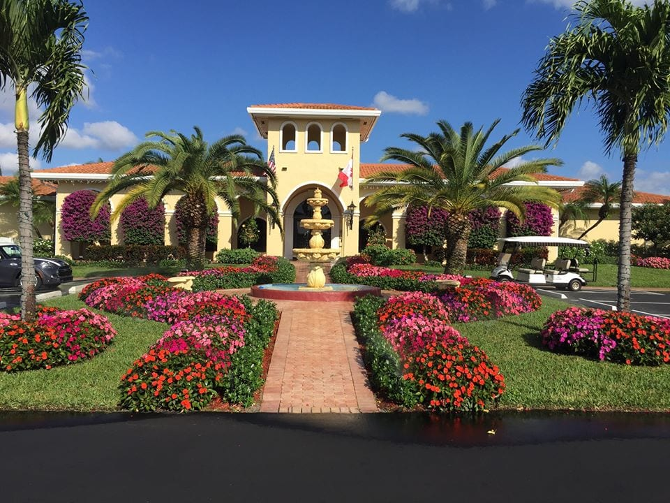 West Palm Beach, Florida Commercial Landscaping