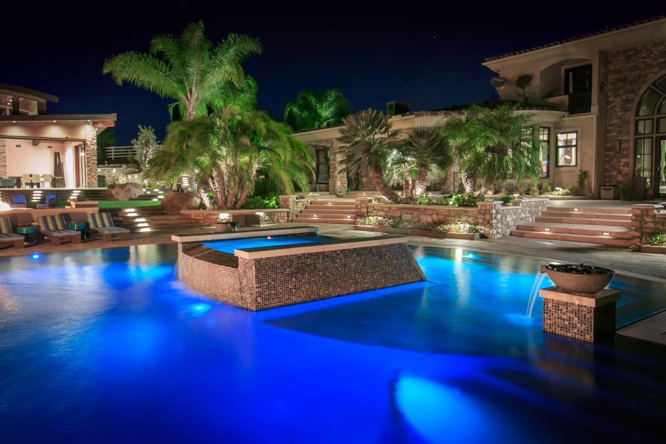 West Palm Beach, Florida Landscape Lighting