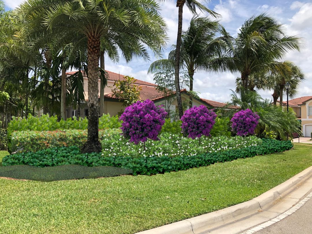 West Palm Beach, Florida Lawn Mowing Service