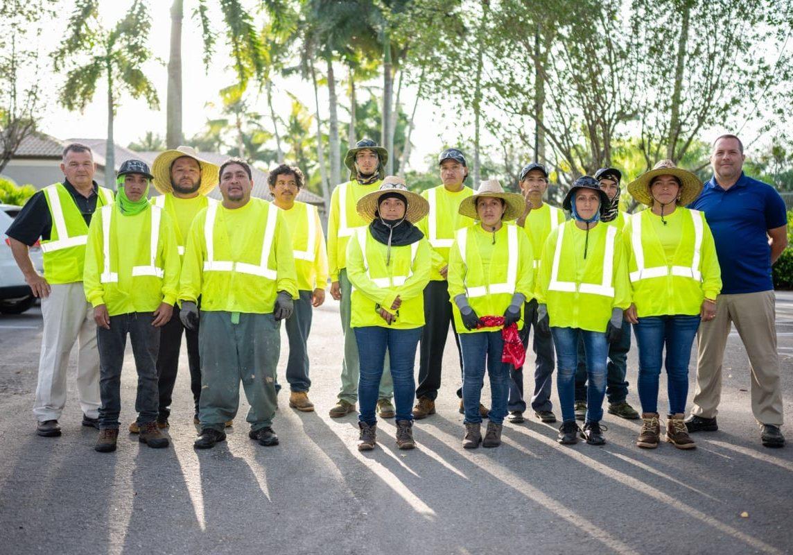 West Palm Beach, Florida Landscaping Jobs